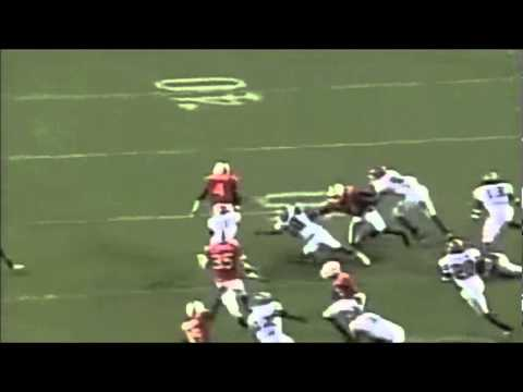 Devin Hester First KO return for TD - Miami vs Florida 2003