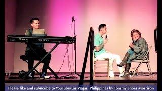 Michael Pangilinan (Khel Pangilinan) - Bakit Ba Ikaw (Live in Las Vegas)