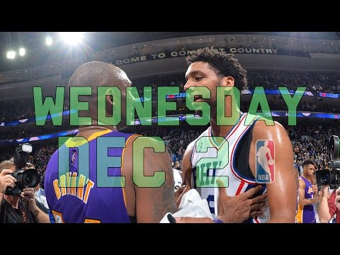 NBA Daily Show: DEC. 2 - The Starters
