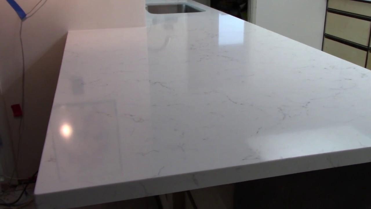 Pental Quartz Misterio For Our Kitchen Countertops Youtube