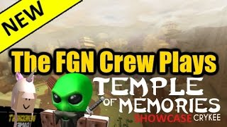The FGN Crew Plays: ROBLOX - Temple of Memories (PC)