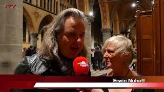 Opening Theaterkathedraal Sint Coletakerk Minister Sven Gatz