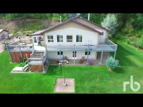 Lakefront Property In Whitefish Lake, AB For Sale - Edmonton, AB Auction Jun 13, 2018