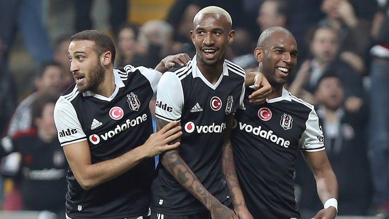 Beşiktaş Muhteşem Goller 2017 HD