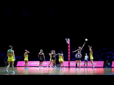 Aussies Battle To Keep The Netball World Cup