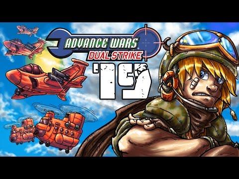 Let's Play Advance Wars Dual Strike [German][#19] - Festungen auf See und in der Luft!