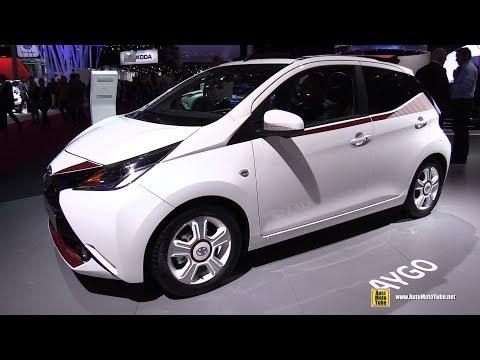 2017 Toyota Aygo - Exterior and Interior Walkaround - 2016 Paris Motor Show