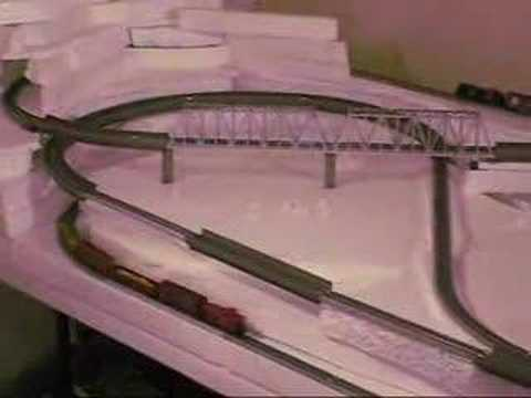 N-Scale Layout….Phase 1