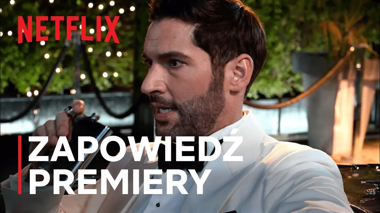 Lucyfer — sezon finałowy   Zapowiedź premiery   Netflix