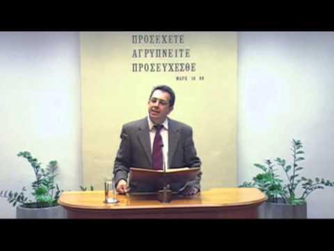 17.01.2015 - Λουκάς Κεφ11 - Ορφανουδάκης Τάσος