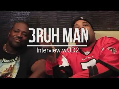 Bruh Mann Interview - Atlanta Comedy Club - National Media Arts - Home Alone Productions