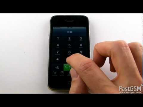 How To Unlock iPhone 3G
