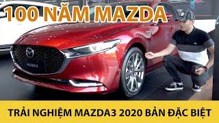 Trải nghiệm HÀNG NÓNG Mazda3 2020 bản kỷ niệm 100 năm vừa về Việt Nam |Autodaily|