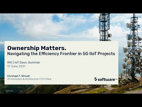 Ownership Matters. Navigating the Efficiency Frontier in 5G IIoT Projects
