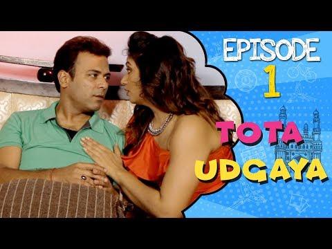 Tota Udgaya Hyderabadi Comedy Web Series | Episode 01 | Aziz Naser, Ashmita Karnani, Sanjay