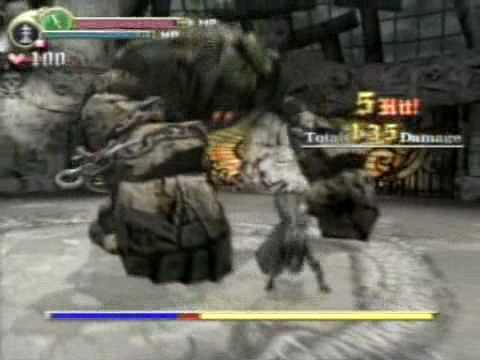 Castlevania - Lament of Innocence - Trailer E3 2003 - PS2