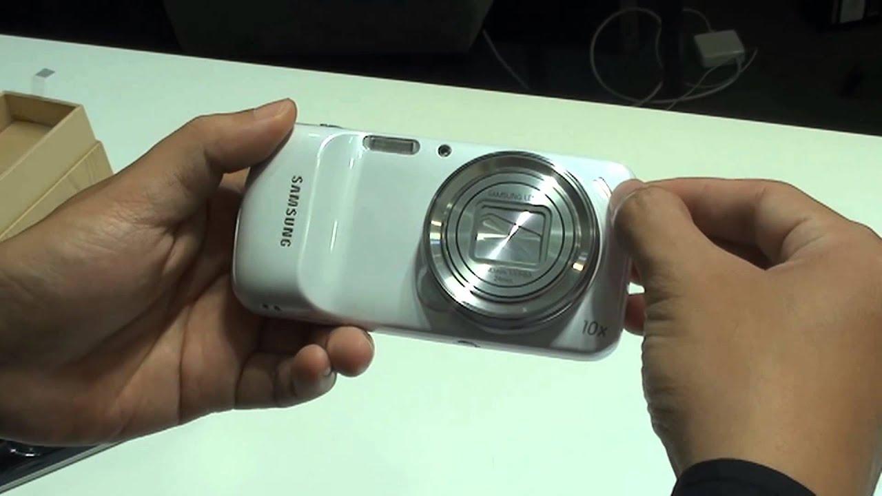 Khui H U1ed9p  Samsung Galaxy S4 Zoom C101