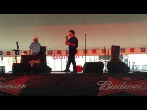 2016 Illinois State Fair Karaoke Contest - Dakota Salem - All Of Me (cover)