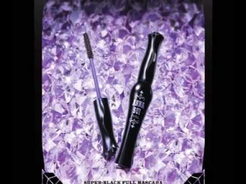 2009 ANNA SUI BEACH COLLECTION  SUPER BLACK MASCARA FULL  ( HK )