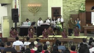 Kulintang crescendo feat Pdt  -SUKACITA MELAYANI-(30042017)