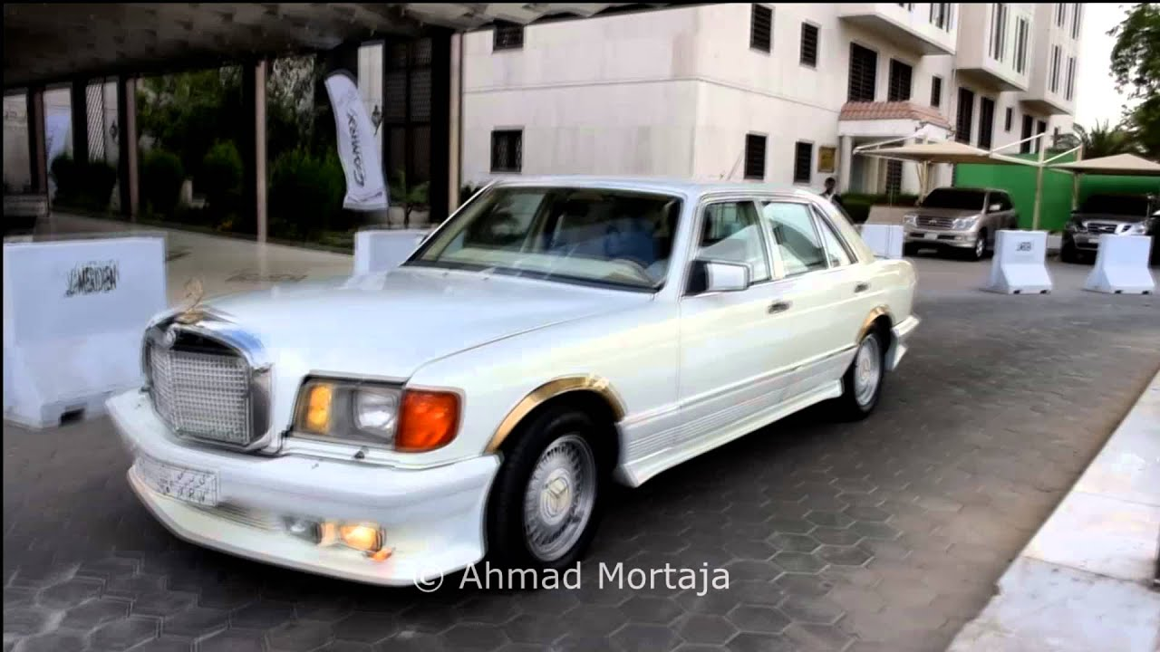 1984 Mercedes Benz 1000sgs Modified By Styling Garage Special Youtube