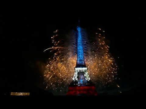 France National Day 2017 FULL