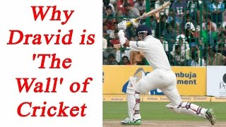 Rahul Dravid Special: Here's why he is 'The wall' of Cricket world | Oneindia News