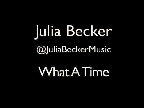 What a Time - COVER Julia Michaels ft Niall Horan  juliabecker