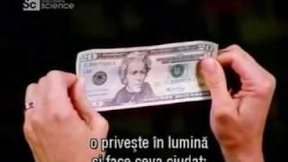 Dolari falsi, depistarea lor