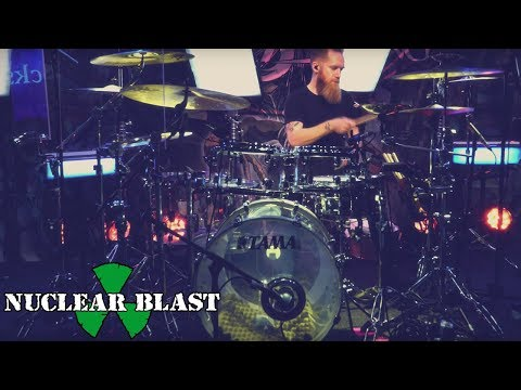 CELLAR DARLING - The Spell: Drum Playthrough of 'Insomnia' with Merlin Sutter (EXCLUSIVE TRAILER)