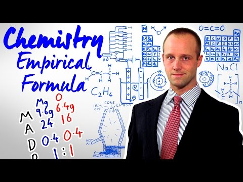 Empirical Formula - Chemistry - Science - Top Grade Top Up for GCSE and IGCSE