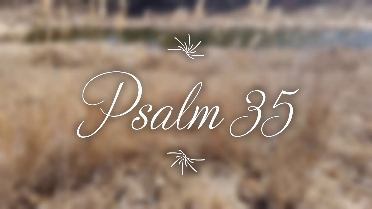 Download Reading the Psalms Everyday: Psalm 35