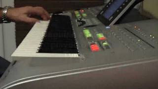 Beguine a Medley played on the Yamaha Tyros 3