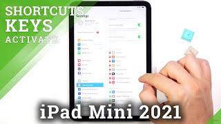 So passen Sie Control Center-Verknüpfungen auf dem iPad mini 2021 an - Bildschirmverknüpfungen verwalten