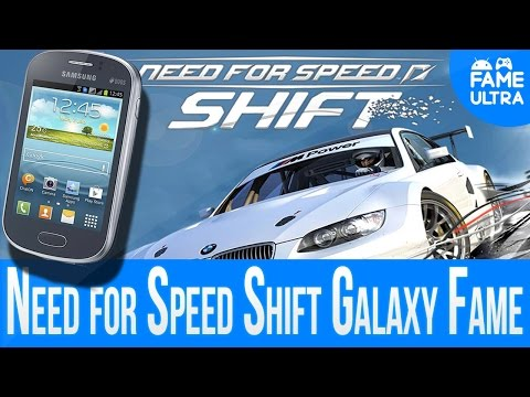 NEED FOR SPEED SHIFT PARA QUALQUER ANDROID FRACO