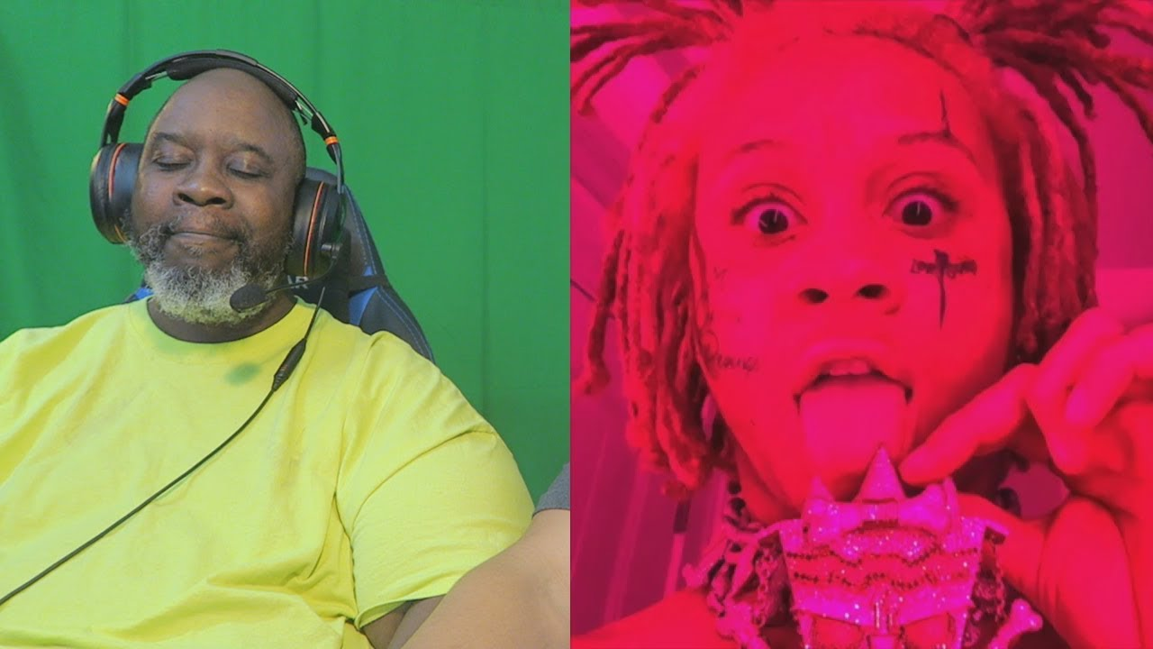 "Dad Reacts to Trippie Redd Feat. Tadoe & Chief Keef ""I K*ll People"""