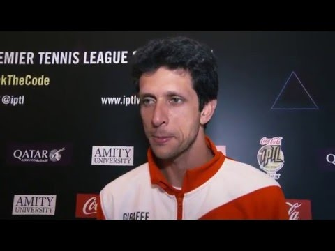IPTL 2015: Marcelo Melo buoyant after his win