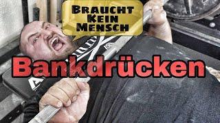 BRUST TRAINING von Dennis  BANKDRÜCKEN/BENCHPRESS