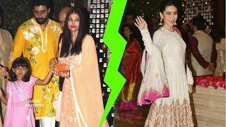 Video Aishwarya rai &Abhishek bachchan spotted with Aradhya at Ambani's party|Salman and Karisma download MP3, 3GP, MP4, WEBM, AVI, FLV Januari 2018