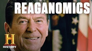 Here's Why Reaganomics is so Controversial | History