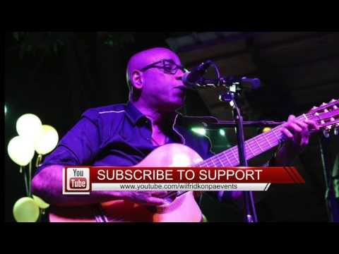 "Jacky ambroise on Strings New album Studio Album "" Strings an Kreyol """