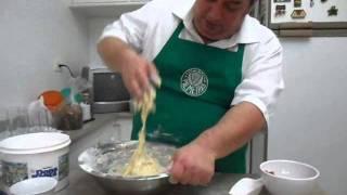 Receita de Zeppole do Chef Paulinho Pecora