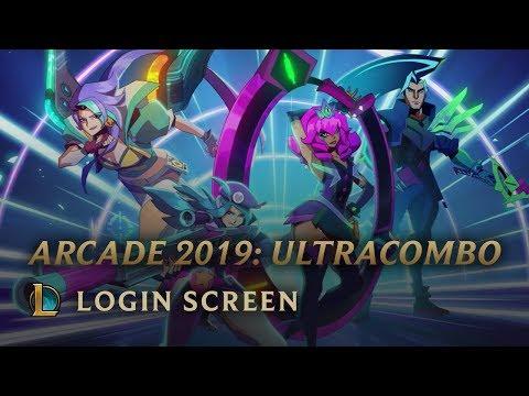 ARCADE 2019: ULTRACOMBO