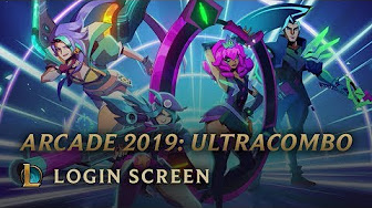 League of Legends - Login Screens
