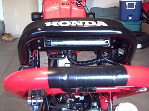 Honda Ruckus Youtube