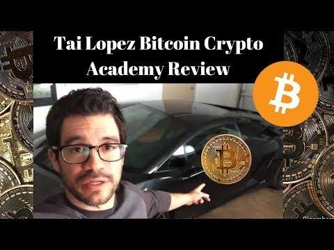 Tai Lopez Bitcoin Crypto Academy Review
