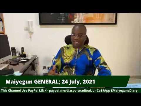 Igboho's Lawyer Speaks From Benin Republic Maiyegun's Diary Politico Latest
