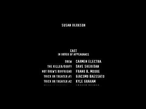 Scary Movie - Ending Credits [HD]
