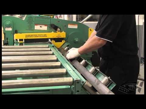 Piranha Mechanical Backgauge