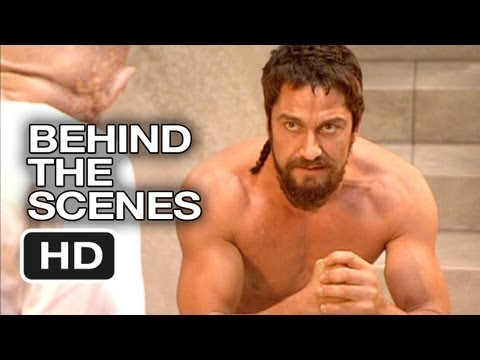 300 Behind The Scenes King Leonidas (2006) HD